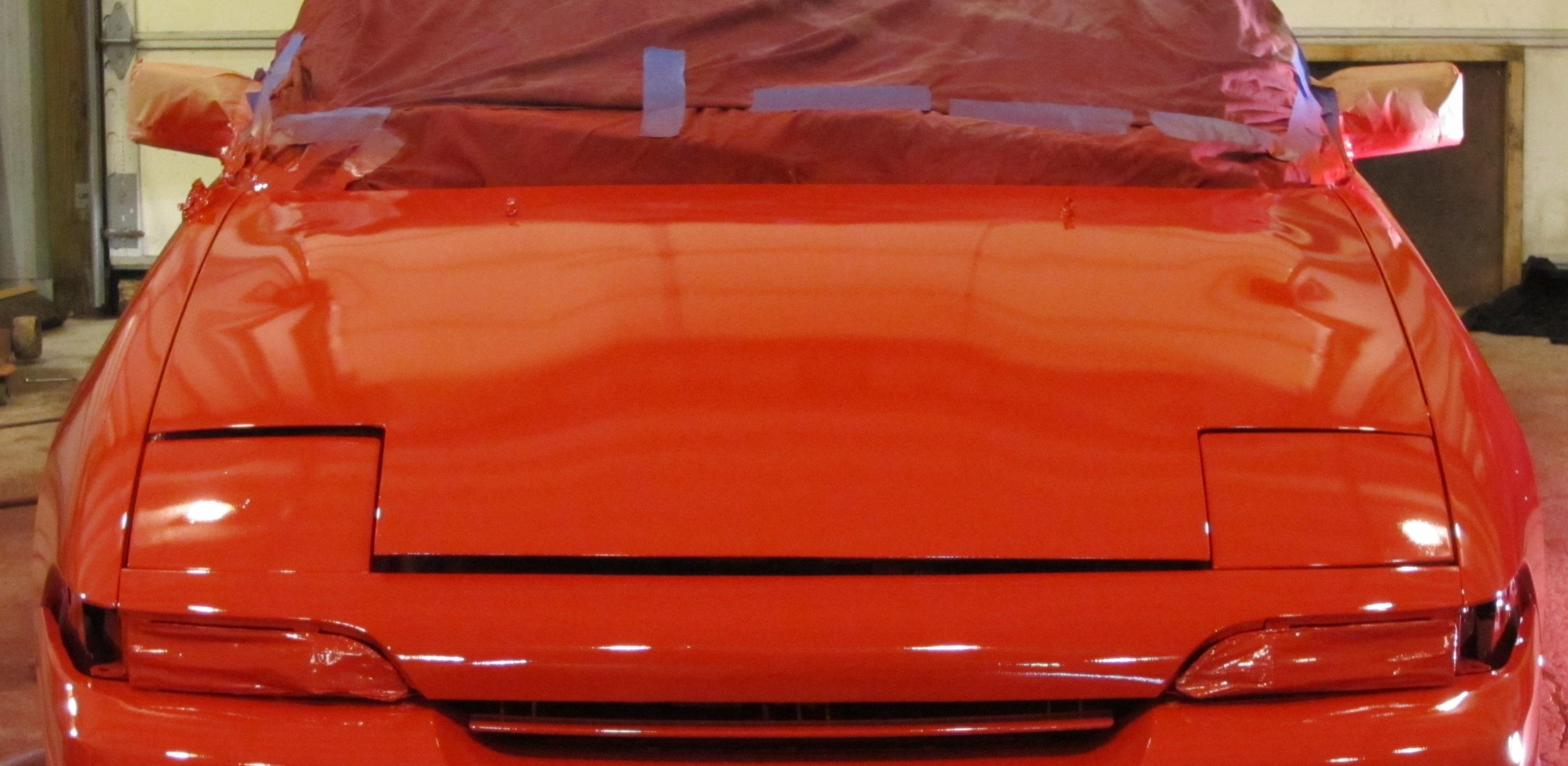 pintura para coches