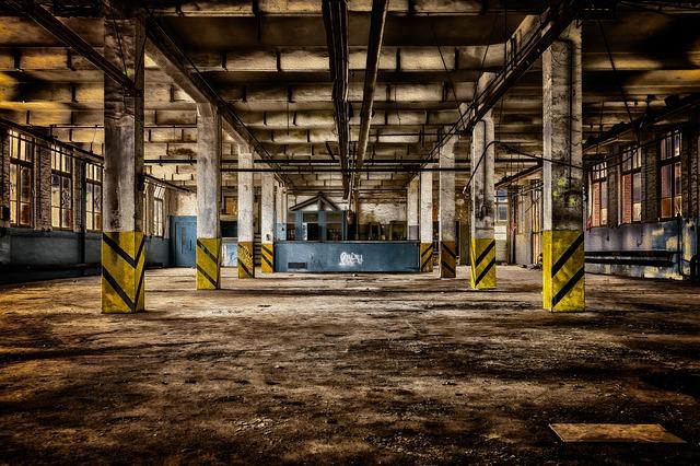 Tipos de pintura industrial
