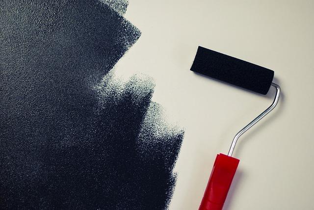 Métodos de aplicación de pintura industrial
