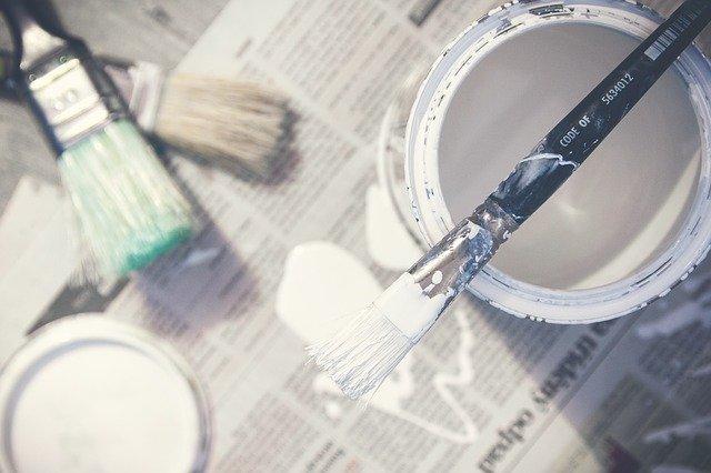dip painting