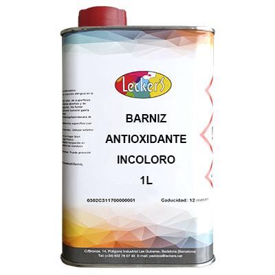 barniz antioxidante metales incoloro 1LR